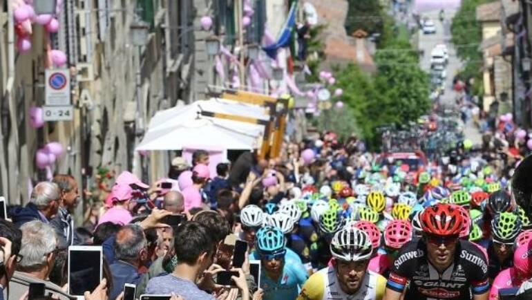 Il Giro d'Italia e la Wilier Southest