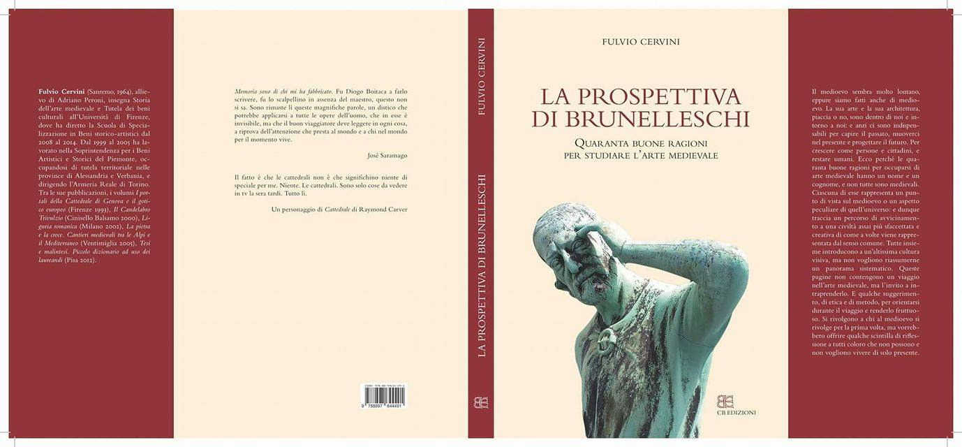 """Presentazione del libro di Prof. Fulvio Cervini """"La Prospettiva del Brunelleschi"""""""