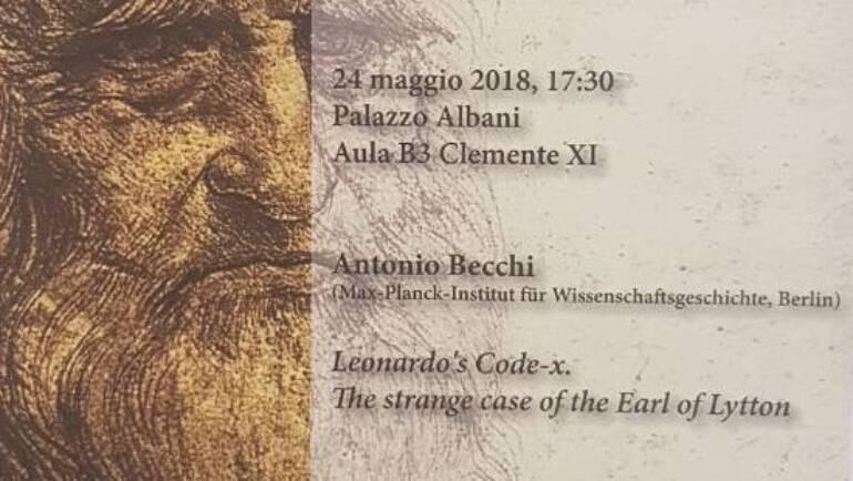 La prima Lettura dedicata a Carlo Pedretti