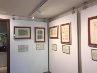 Mostra Battaglia di Anghiari. Carlo Pedretti